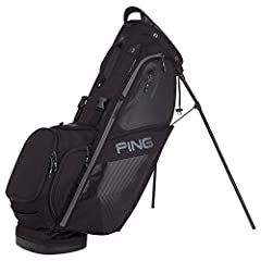 Distinguished by a spacious 14-way top to keep clubs organized and protected, the Hoofer 14 bag is also big on pockets with 12, including one for a range finder, plus a padded valuables pocket. Front-adjusting shoulder pads with Sensor Cool T...