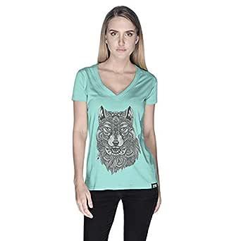 Creo T-Shirt For Women - Xl, Green