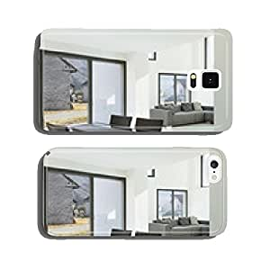 interior of a modern house cell phone cover case iPhone6