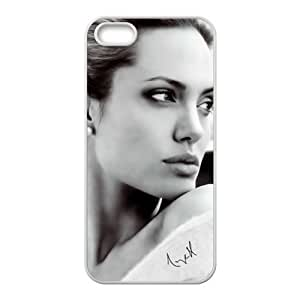 Angelina Jolie Cell Phone Case for Iphone 5s