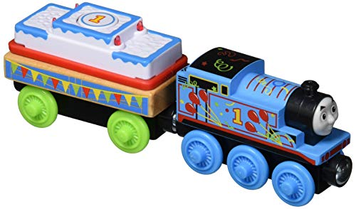Thomas & Friends Fisher-Price Wood, Birthday Thomas