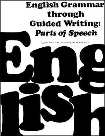 Speech writing in english