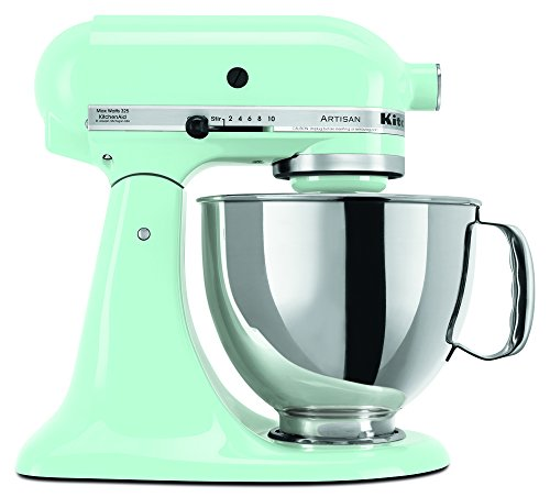 KitchenAid RRK150IC  5 Qt. Artisan Series - Ice (Renewed) ()