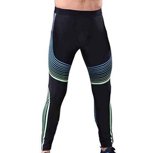 Masterein Mujeres Pantalones Respirables Pantalones Impermeables Deportes Elásticos Running Fitness Pantalones Rápidos Secos