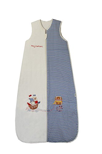 SlumberSafe Kids Sleeping Bag 2.5 Tog Pirate 3-6 years/XL
