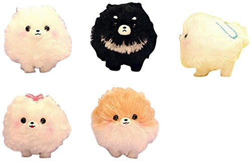 Amuse Fuwa Mofu Pometan Pomeranian Plush Guaranteed Authentic