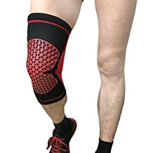 ChezMax Compression Sleeve-(1 Pair) Best for Men and Women's Sport