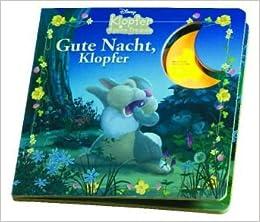Disney Klopfer und seine Freunde Gute Nacht Klopfer Amazonde
