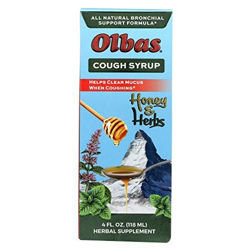 Olbas Cough & Sore Throat Medicine