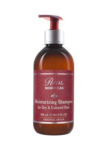 Royal Moroccan Moisturizing Shampoo for Dry & Colored Hair 10.14oz
