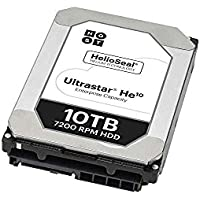 HGST 0F27402 10TB ULTRA 4KN ISE HE10 SAS 7200 RPM 256MB 3.5IN 26.1MM