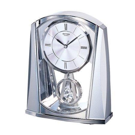 Rhythm USA Swing Mantel Clock
