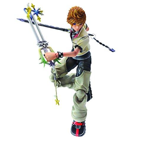 Kingdom Hearts 2 Play Arts - Square Enix Kingdom Hearts II: Roxas Play Arts Kai Action Figure