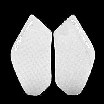 Black KYN for Honda CBR600RR 2003 2004 2005 2006 Motorcycle Transparent 3M Gas Tank Pad Anti Slip Stickers Side Fuel Gas Grip Decal Protector