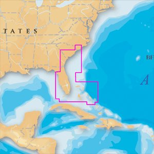 Navionics NEW - US Southeast Bahamas Map - MSD/906P