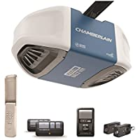 Chamberlain B730 Garage Door Opener with Battery Backup
