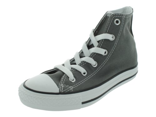 Converse Kids Chuck Taylor All Star Core Charcoal Sneaker - -