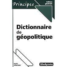 Dictionnaire de géopolitique