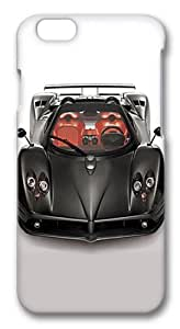 iPhone 6 Plus Case, iPhone 6 Plus Cases -Pagani Zonda Polycarbonate Hard Case Back Cover For iPhone 6 Plus 5.5 inch 3D