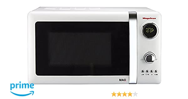 Magefesa MGF4370 Horno microondas MAG20 Magefesa-4370: Amazon.es ...
