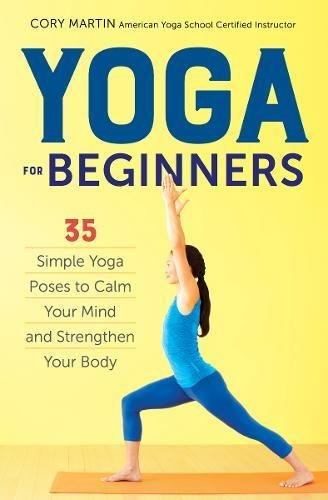Yoga Beginners Simple Poses Strengthen