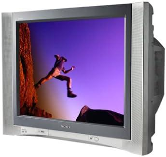 Amazon Com Sony Kv 36fs320 36 Inch Fd Trinitron Wega Flat Screen Tv Electronics