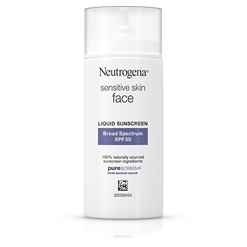 Neutrogena Face Sunscreen for Sensitive Skin from Naturally