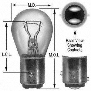 St4 Box (Wagner Lighting 17916 Miniature Bulb - Box of 10)