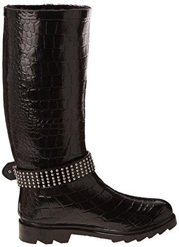 Boots Black Be Wellington Noir WoMen Only Roxane FXTB7TOW