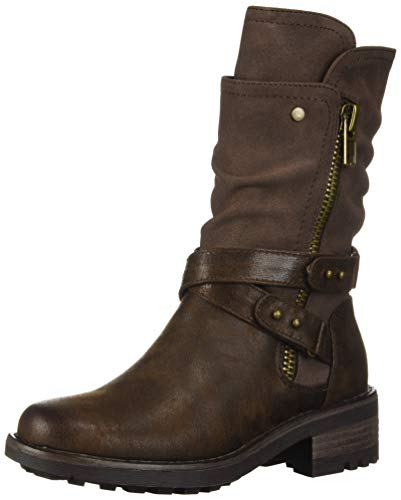 Carlos by Carlos Santana Women's Sawyer, Dark Brown, 11 M M US