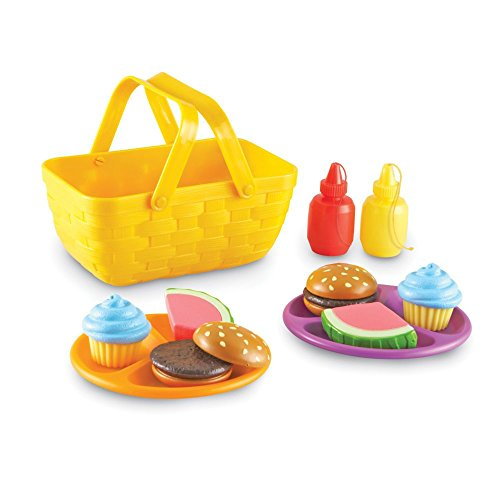New Sprouts Picnic Set By Learning Resources