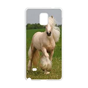 Clzpg Personalized Samsung Galaxy Note4 Case - Horse cover case