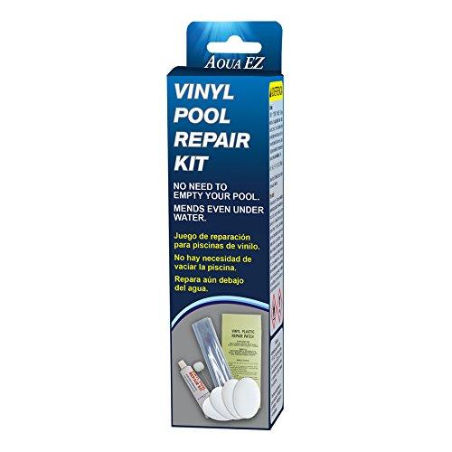 - Aqua EZ Pack Vinyl Pool Repair Kit