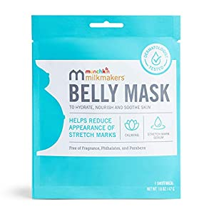 Munchkin Milkmakers Belly Mask