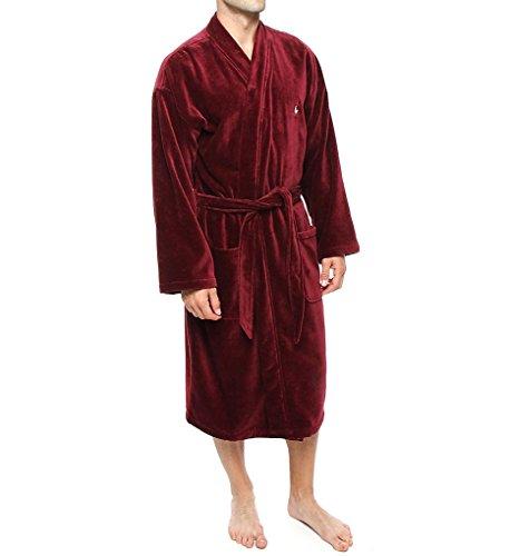 Polo Ralph Lauren Kimono Robe (RL91) L/XL/Classic Wine