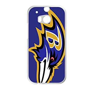 baltimore ravens 3D Phone Case for HTC One M8