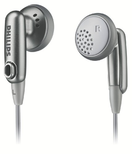 Philips In-Ear Headphones SHE2610/10 In-Ear Silver
