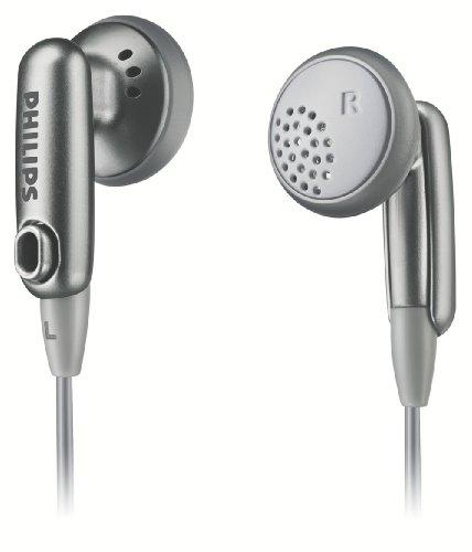Philips In-Ear Headphones SHE2610/10 In-Ear Silver