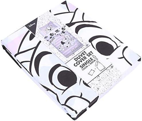 Parure de lit Rose 101 Dalmatiens 135x200 Disney