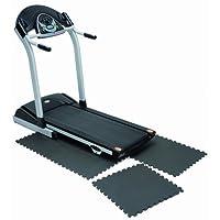 Alfombra impermeable para enclavamiento Marcy para equipos y accesorios de ejercicios MAT-20
