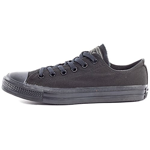 Converse Chucks Taylor All Star Ox Low (Black Mono) Schuhgröße EUR 39