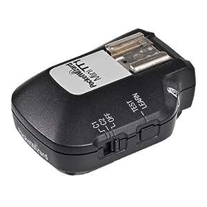 PocketWizard MiniTT1 Radio Transmitter for Canon TTL Flashes and Digital SLR Cameras