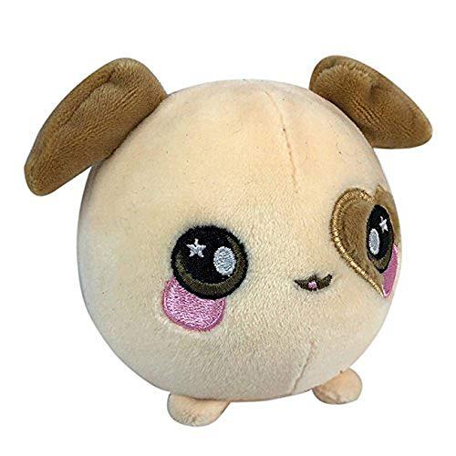 Squishamals - 3.5 DASIE THE DOG - Super-Squishy Foamed Stuffed Animal! Squishy, Squeezable, Cute, Soft, Adorable!