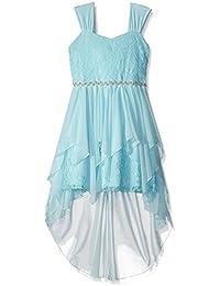Big Girls' Chiffon Special Occasion Dress