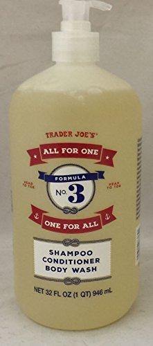 Trader Joe's Formula No.3