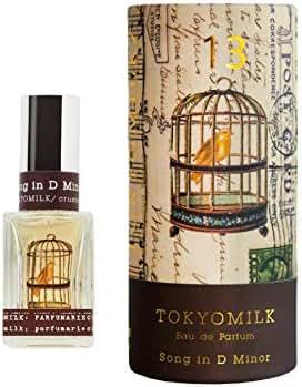 Tokyomilk Song In D Minor No. 13 Parfum Spray, 1oz