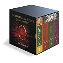 The Lord of the Rings and The Hobbit (CD Collection)
