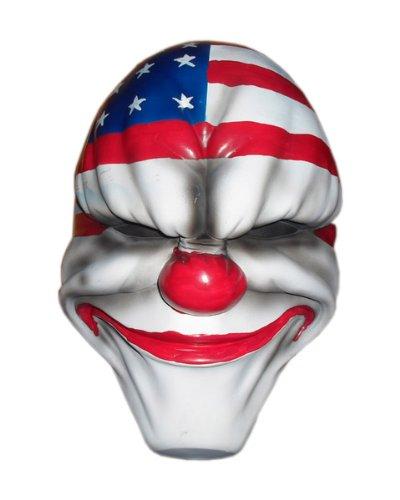 xcoser Halloween Scary Masks Helmet Props for Fancy Dress Costume Dallas Mask V1]()