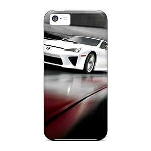 Zheng caseTpu Case Cover Compatible For Iphone 5c/ Hot Case/ Lexus Lfa