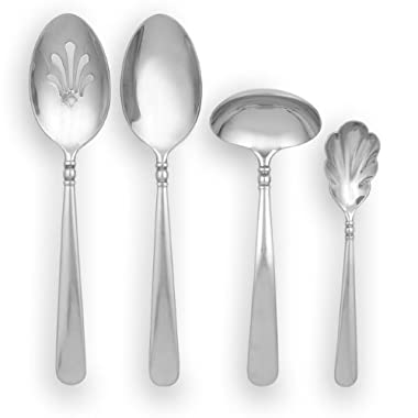 Lenox Pearl Platinum Flatware Hostess Set